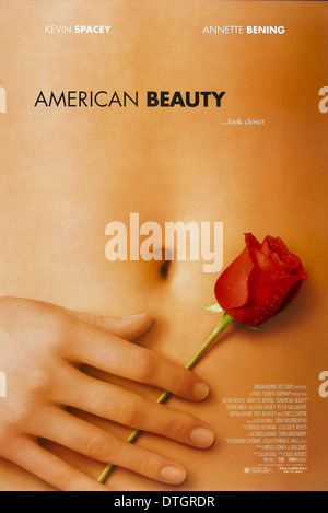 an analysis of sam mendes directed film american beauty A darkly comic critique of suburban stupor with a measured touch of redemption, american beauty became the most laureled film of 1999 as written by alan ball and directed by theatre wunderkind/film neophyte sam mendes, the tale of lester burnham's final year of life keenly delves into the repressed desires, rampant materialism, skewed values, and gnawing insecurities lurking behind the.