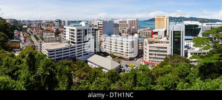 Kota Kinabalu, Sabah, Malaysia - Stock Photo