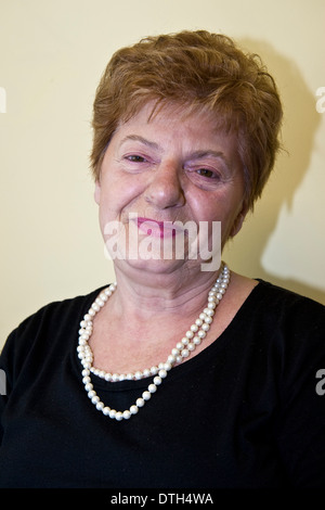 Italy, Crespi d'Adda, Colpo Lina - Stock Photo