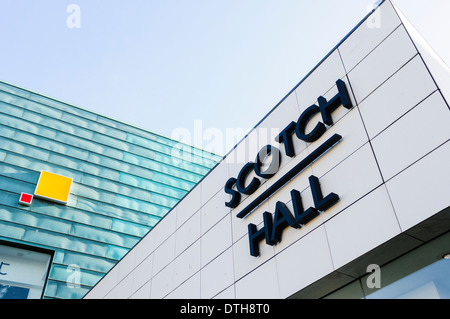 Scotch Hall Shopping Centre, Drogheda - Stock Photo