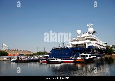 Yacht le ponant