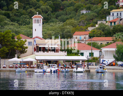 Ithaca in Greece - Stock Photo