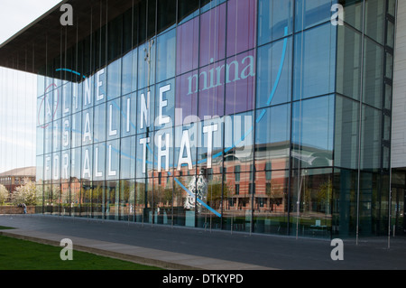 MIMA Middlesbrough Institute of Modern Art contemporary art gallery England - Stock Photo