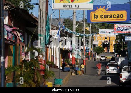 Moyogalpa, Ometepe Island, Nicaragua - Stock Photo
