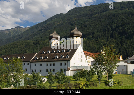 Stift Stams Monastery in Tirol, Austria. - Stock Photo