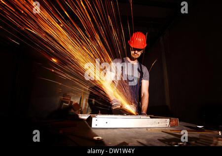 heavy manual worker - Stock Photo