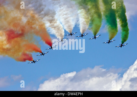 Airshow - Stock Photo