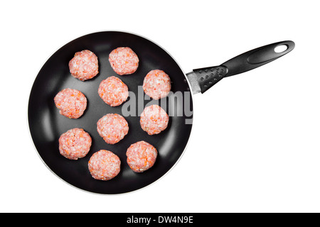 how to make meatballs from minced meat