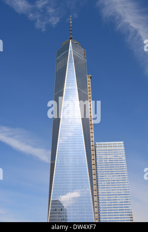 World Trade Center Tower One (formerly the Freedom Tower). - Stock Photo