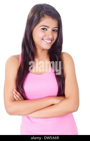 indian Beautifu Model - Stock Photo