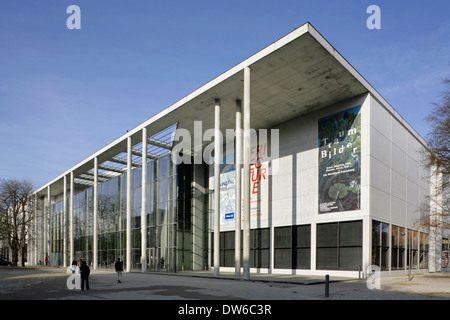 The Pinakothek der Moderne art museum, Munich, Germany. - Stock Photo