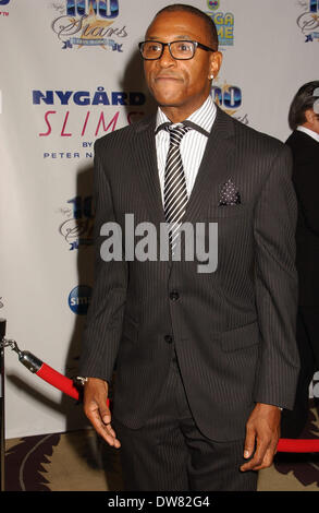 Hollywood, California, USA. 2nd Mar, 2014. Tommy Davidson attends the Night Of 100 Stars Partyat the Beverly Hills - Stock Photo