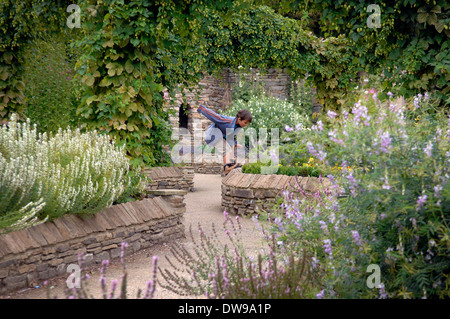 The Forbidden Corner is a folly-filled garden open to the public in ...