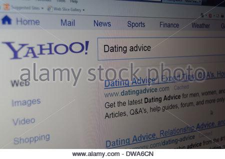 yahoo dating uk