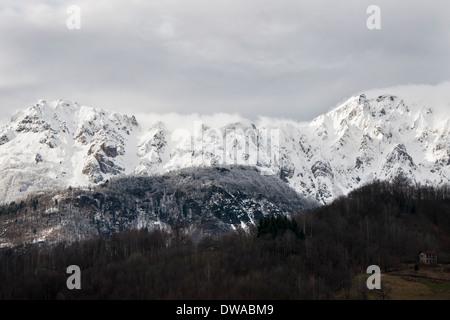Italy, Recoaro Terme, Piccole dolomiti - Stock Photo