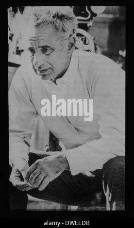 Elia Kazan, American Film Director, Portrait, 1969 - Stock Photo