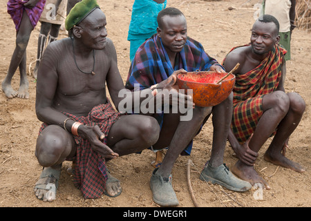 Nyangatom Tribe - Stock Photo