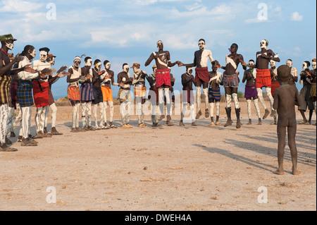 Nyangatom Tribe - Stock Photo