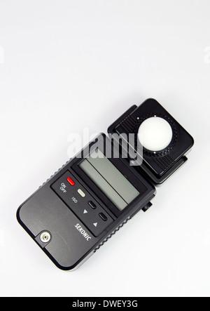 Sekonic digital Lightmeter. - Stock Photo