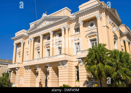 House of the Province Government, Santiago de Cuba - Stock Photo