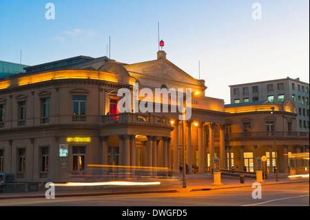Teatro Solis, Montevideo - Stock Photo