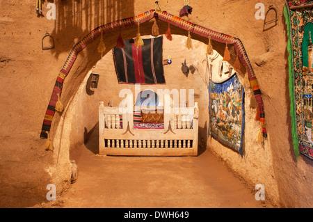 Loam house, Harran - Stock Photo