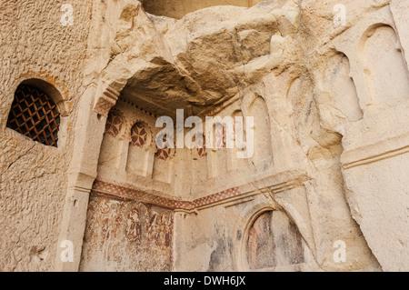 Karanlik Kilise, Goreme - Stock Photo