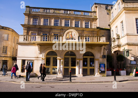 New Theatre Royal in Bath Somerset England - Stock Photo