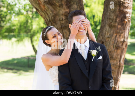 Winsome Husband Covering Wife Eyes In The Showroom Stock Photo Royalty  With Heavenly  Bride Covering Eyes Of Groom In Garden  Stock Photo With Delightful Garden Chairs And Table Also Steak Restaurants Covent Garden In Addition Horse Manure Vegetable Garden And X Garden Shed As Well As Garden Sticks Additionally Front Garden Designs Uk From Alamycom With   Heavenly Husband Covering Wife Eyes In The Showroom Stock Photo Royalty  With Delightful  Bride Covering Eyes Of Groom In Garden  Stock Photo And Winsome Garden Chairs And Table Also Steak Restaurants Covent Garden In Addition Horse Manure Vegetable Garden From Alamycom