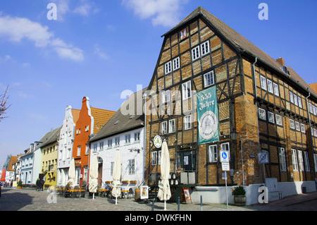 Brewhouse, Wismar - Stock Photo