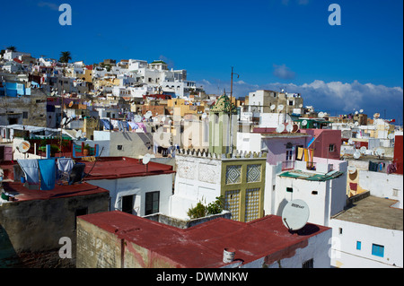 The Medina (Old City), Tangier, Morocco, North Africa, Africa - Stock Photo