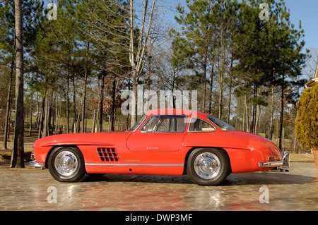 1952 mercedes 300 sl gullwing ponders RM - Stock Photo