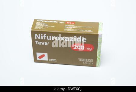 Nifuroxazide Stock Photo: 67545089 - Alamy