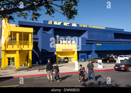 The ikea home furnishings store in woodbridge virginia for Ikea locations los angeles