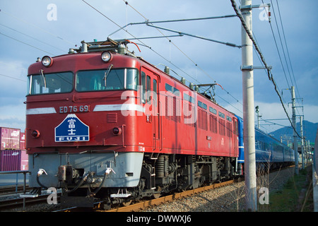 Fuji Hayabusa Express - Stock Photo