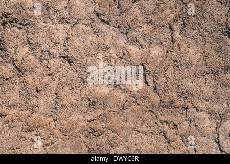 Cracked wall as background - Stock Photo