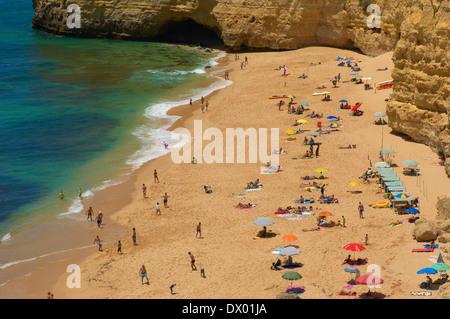 Praia Vale de Centeanes, Carvoeiro - Stock Photo