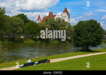 New Castle, Ingolstadt - Stock Photo