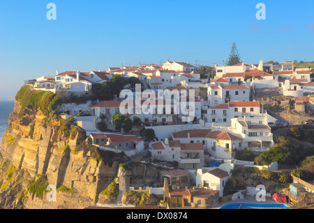 Azenhas do Mar - Stock Photo