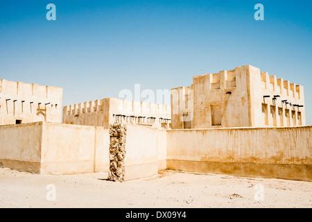 Doha souq - Stock Photo