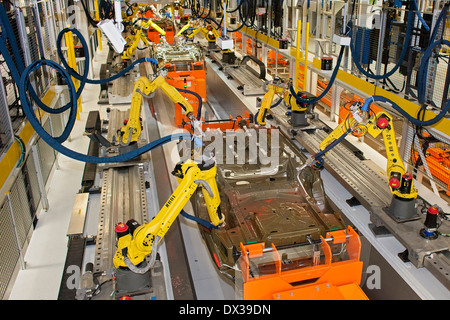Robots in the underbody sealing and underbody coating ...  Friction
