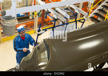 Workers in the underbody sealing and underbody coating ...  Friction