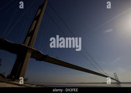 Humber Bridge - Stock Photo