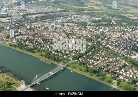 Kehl am Rhein, Black Forest, Germany - Stock Photo