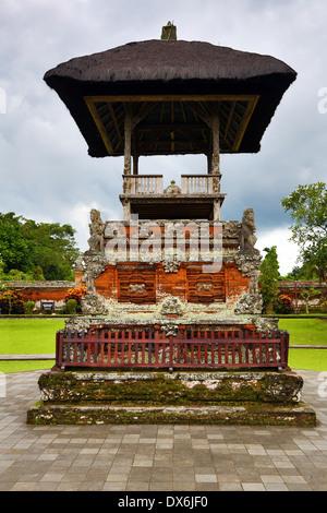 Royal Temple of Mengwi, Pura Taman Ayun, Bali, Indonesia - Stock Photo