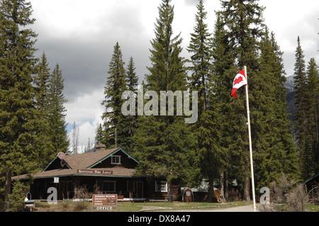 Kootenay National Park, British Columbia, Canada - Stock Photo
