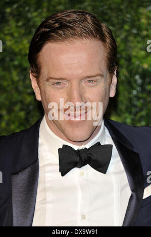 Damian Lewis, at the London Evening Standard Theatre Awards held at The Savoy London, England - 25.11.12 Featuring: - Stock Photo