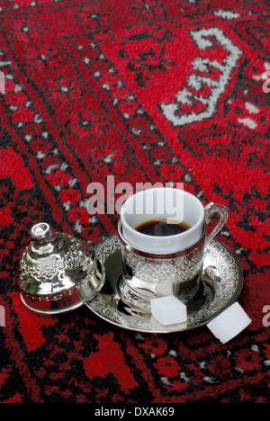 Turkish coffee - Stock Photo