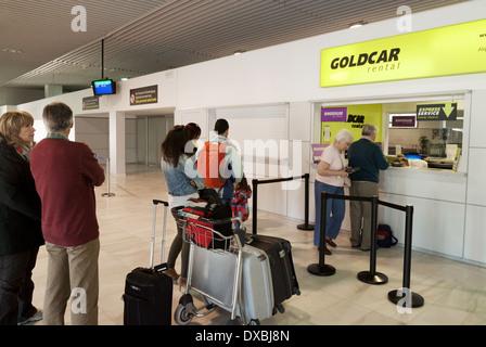 Car Rental Almeria Train Station