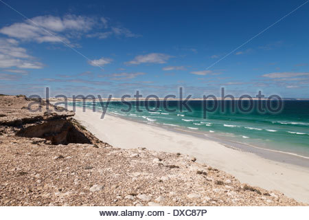 Almonta Beach, Coffin Bay National Park - Stock Photo